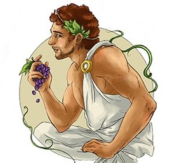 Image result for pictures of dionysus greek god
